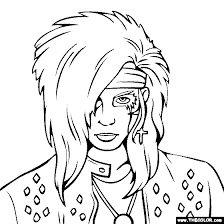 Small Picture Andrew Biersack Coloring Page Andrew Biersack Coloring