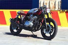 1983 suzuki gs750 cafe racer
