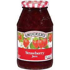 smucker 32 ounce strawberry jam