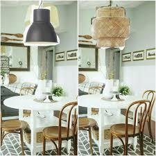 pendant lights awesome dining room lighting ikea koffiekitten within idea 13