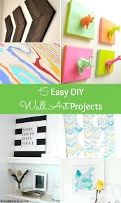 canvas wall art diy get rid of those bare walls try one of these easy wall art projects 25 creative and easy diy canvas wall art ideas