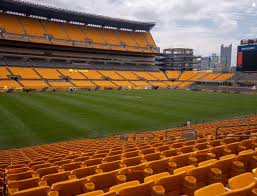 Heinz Field Section 131 Seat Views Seatgeek