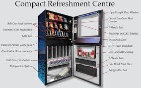 Fresh O Matic Vending Machines Fascinating Vending Machine Topic Digital Journal