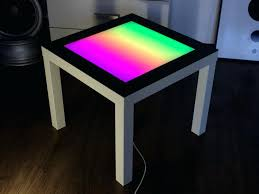 gaming coffee table game table coffee retro console led gaming full game coffee table