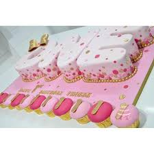 Number Letter Cakes Favoured Cakes Sidcup Kent