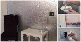 diy glitter furniture. Creative Ideas - DIY Amazing Glitter Walls Diy Furniture E