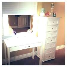 vanity desk with lights desk with mirror makeup desk with mirror and lights makeup desk with