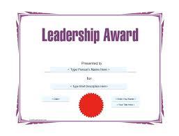 Free School Award Certificate Templates Classroom