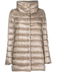 Длинные <b>пальто Herno</b> Для нее от 34 274 руб - Lyst