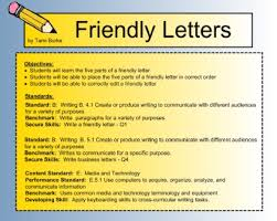 Friendly Letter Format Format Of A Friendly Letter Crna Cover South Africa Courtnews Info
