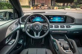 The gle cabin is an indulgent den of luxury. 2020 Mercedes Benz Gle Class Pictures 208 Photos Edmunds