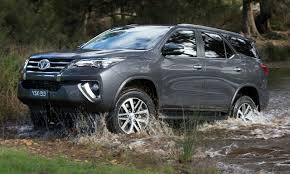 2016 Toyota Fortuner - Features, Specifications, Brochure