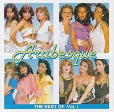 <b>Arabesque ... The Best</b> Of Volumes 1, 2, 3 & 4 (The Mega Mixes)