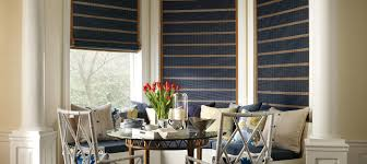 ... Black Rectangle Contempporary Bamboo Woven Shades For Windows Stained  Design: Stunning woven shades ...