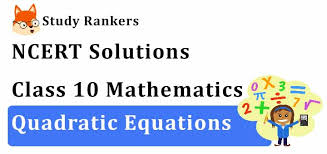 ncert solutions for class 10th maths