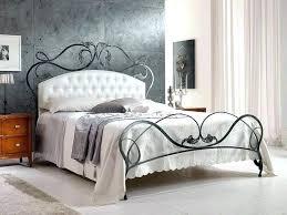 wrought iron bed frame queen – gercekmedyumbul.com