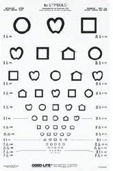 10 Foot Snellen Eye Chart Shop Exam Charts Mckesson Medical Surgical