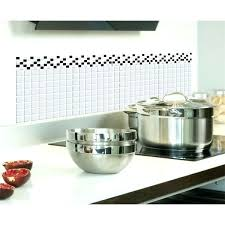 black subway tile backsplash black and white tile grey l stick tile black white tile with black subway tile backsplash