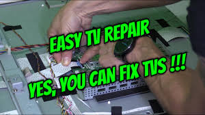 vizio tv repair. led lcd tv repair, doesn\u0027t turn on, no picture screen, vizio xvt3d47 fix vizio tv repair i