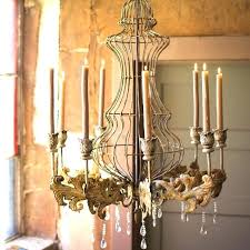 real candle chandelier grand metal candle chandelier with crystals real wax candle chandelier
