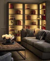 lighting for shelves. How Can You Create Cosy Lighting For A Sitting Room? Shelves
