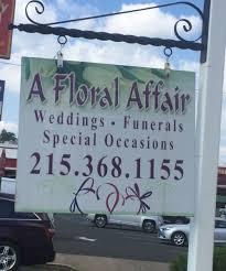 a fl affair blooms on main street