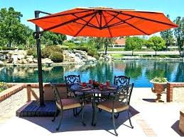 best patio umbrella reviews medium size of umbrellas for windy areas offset outdoor clearance umbrel elegant offset patio umbrella