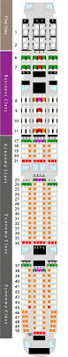 Jal Boeing 777 Seating Chart Emirates 777 Economy Seat Map Best Description About