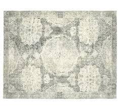 pottery barn rugs printed rug gray pottery barn 9 x 12 area rugs