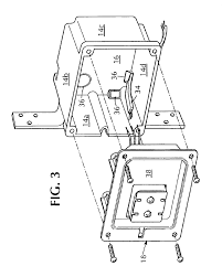Patent us6940016 electrical rough in box for low voltage drawing rv wiring diagram converter