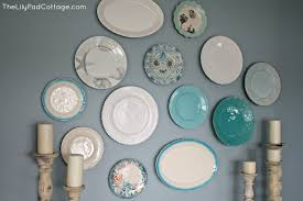 Decorative Wall Plates For Hanging My New Plate Wall And More Shopping ...