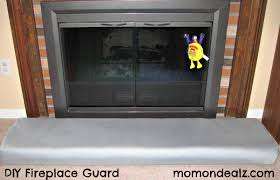 fireplace hearth guard es