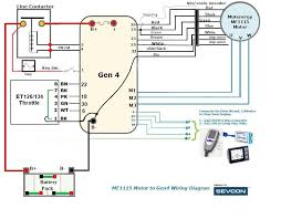 10kw brushless sailboat kit gen4 10kw sailboat kit wiring diagram for curtis et throttles