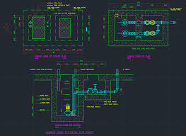 Disabled Toilet | | Free CAD Blocks And CAD Drawing