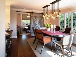 country dining room lighting. Light Fixture Off Center Dining Room Lighting Not Centered Country C