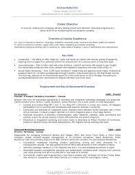 Social Media Resumes Best Media Career Objectives Social Media Resume Template Job And