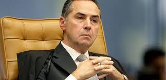 Resultado de imagem para MINISTRO LUIS ROBERTO BARROSO DO STF
