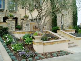 Small Picture Gorgeous Tuscan Backyard Landscaping Ideas Tuscan Front Yard