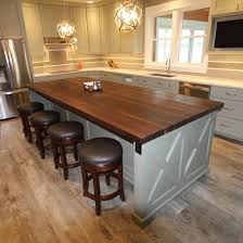 Kitchen island ideas Seating 54 Make It Party The Popular Home 55 Great Ideas For Kitchen Islands The Popular Home