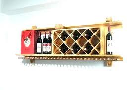 wooden wine racks wall mounted wall mounted wood wine rack wooden wine racks wall mounted wood