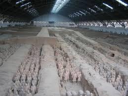 Культ предков Похоронные обряды и церемонии в Древнем Китае  800px xian museum jpeg