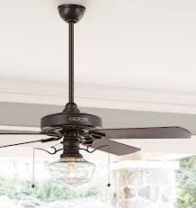 Ceiling Fan With Schoolhouse Light The Heron Ceiling Fan Light Kit Is Based On G E Ceiling