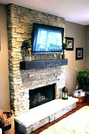 hiding wires on wall mounted tv above fireplace how to hide cords on wall mounted tv above fireplace how to hide wires over brick how to hide wires for wall