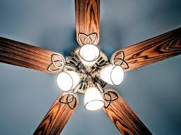 the electrical usage of ceiling fans