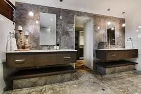 modern bathroom design 2014. Wonderful Modern Full Seamless Glass Enclosures From Floor To Ceiling And Walls Decorated  With Mosaic Tiles Or Beach Stone Mosaics Set Apart Modern Bathroom Designs  And Modern Bathroom Design 2014