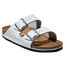 birkenstock arizona patent leather sandals women s