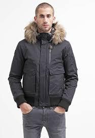 surprises jackets for men black schott nyc tornado winter professional