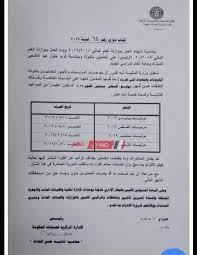 صرف مرتبات العاملين في الدولة يوم 14 يوليو الحالي - موقع صباح مصر