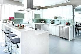 high gloss acrylic kitchen cabinets cream cupboard paint