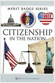 Citizenship In The Nation Merit Badge Series Amazon Com